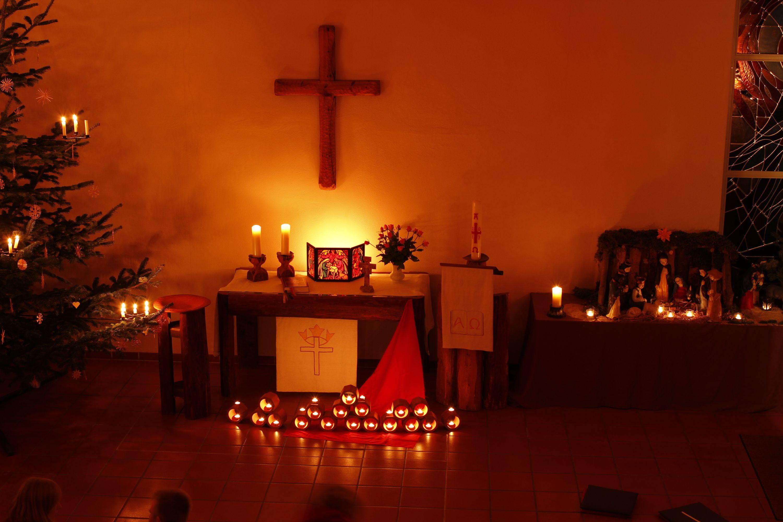 Taizé Gottesdienst Döbbrick