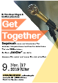 2019-11-09_Konzert_Get-Together_Plakat